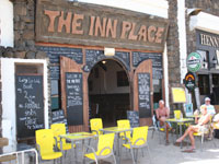 The Inn Place Costa Teguise Bar, Lanzarote