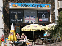 The Sandcastle Bar Costa Teguise Pubs, Lanzarote