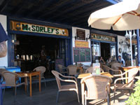 McSorley's Bar and Restaurant Puerto Calero, Lanzarote