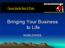 Canary Islands bar pub club owners