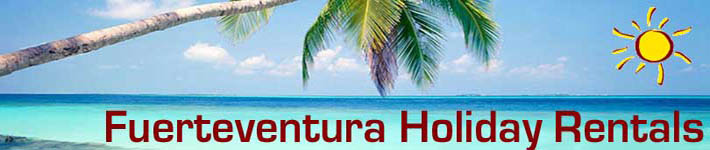 Fuerteventura holiday rental accommodation villas and apartments